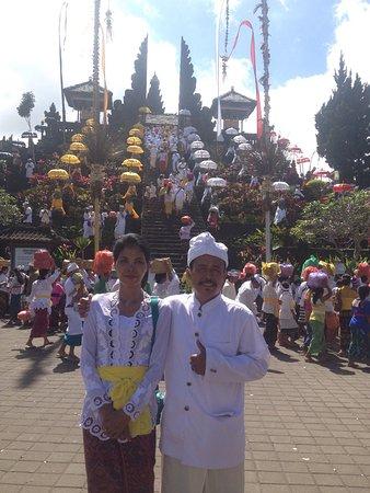 Lovina Beach, Indonesia: One day tour from lovina to kintamani and besakih temple, we do enjoy that trip.
