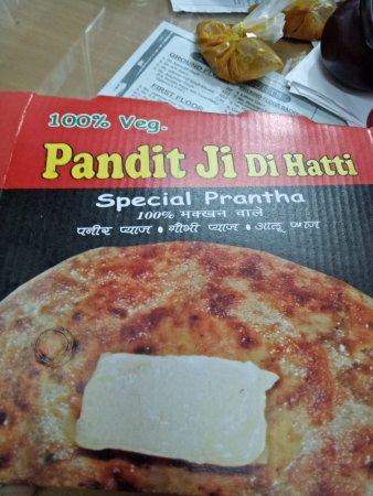 Pandit Prantha wala: Sweet sweet pranthas