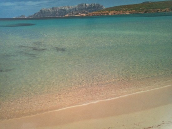 Hotel Abbaruja : Spiaggia di Pittulongu