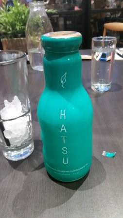 Marion, Avustralya: The delicious new Hatsu tea that cannot be bought anywhere else in Australia currently