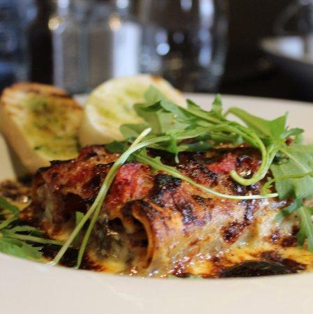 Easingwold, UK: Mediterranean Vegetable Cannelloni