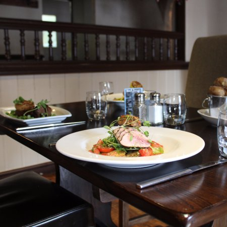 Easingwold, UK: Dinner is Served!