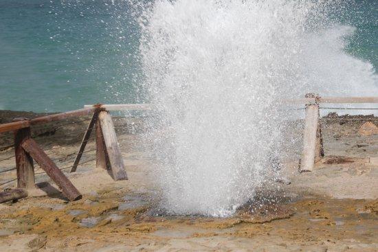 Marneef Cave: Wasser in seiner ungezähmten Kraft