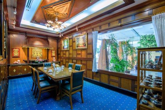 Alexander Hotel Bangkok : Hotel Reception Room