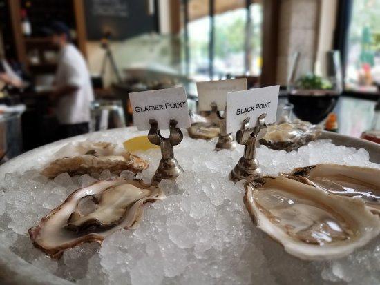 Meritage: Oysters