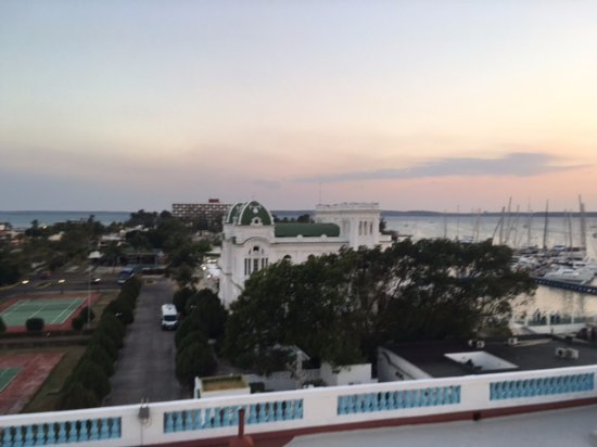 Hostal Palacio Azul: View from the rooftop
