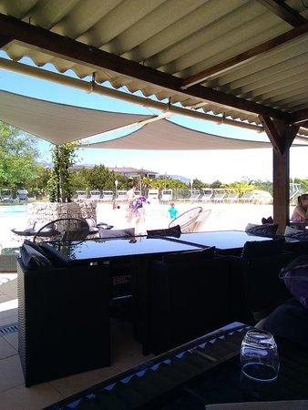 Pianottoli-Caldarello, ฝรั่งเศส: Restaurant Stella di l'Isula