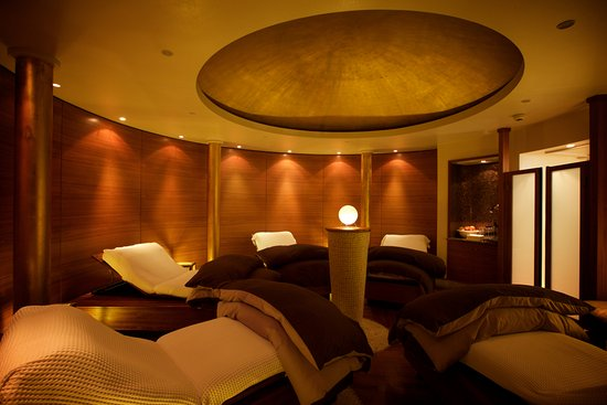 The Chester Grosvenor: Spa relaxation lounge