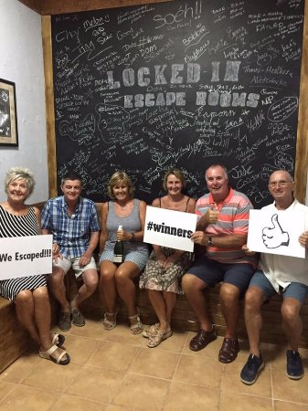 "San Miguel de Salinas, Espagne : ""Locked In"" San Miguel, with Family and Friends"