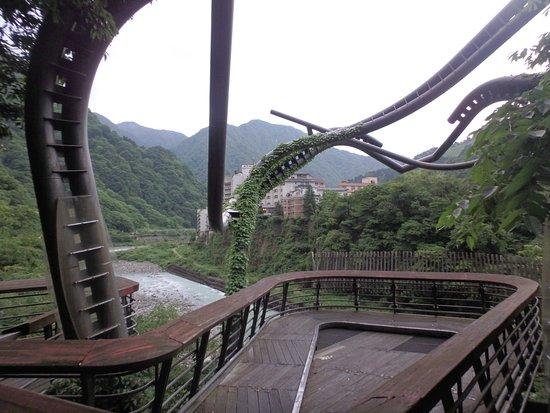 Kurobe, Japan: 展望台