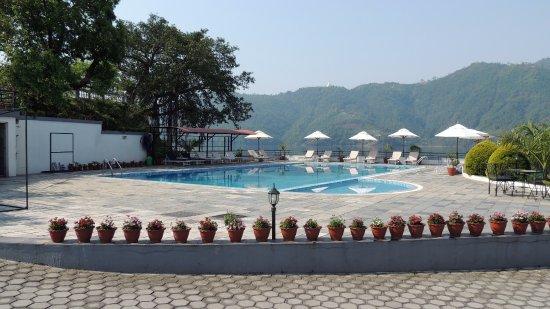 Waterfront Resort Hotel: Great pool
