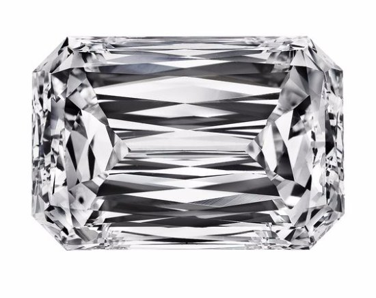 First Diamonds: Crisscut - Patented Diamond cut