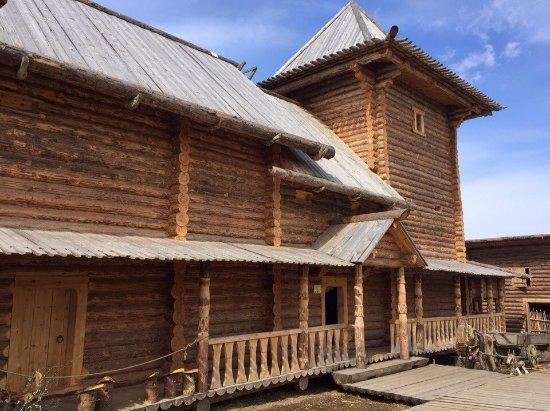 Staraya Russa, Russia: Очень приятное место.