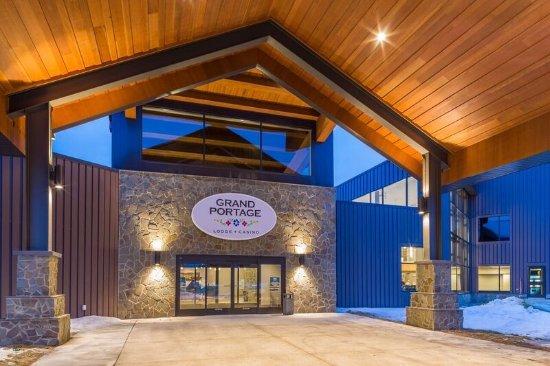 Grand Portage Lodge and Casino Aufnahme