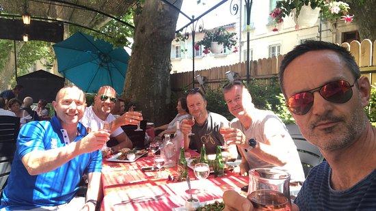 Le Ventoux restaurant Malaucene France