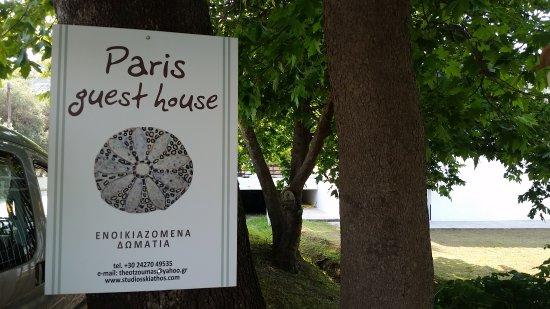 Paris Guest House: 20170604_172226_large.jpg