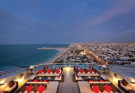 Uptown bar dubai restaurant reviews phone number for Best romantic hotels in dubai