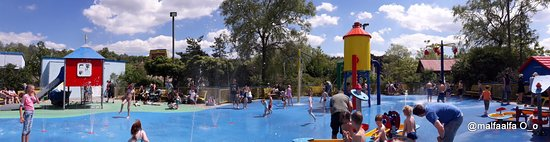 Legoland Germany: giochi d'acqua