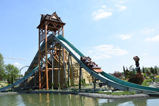 LEGENDIA Silesian Amusement Park