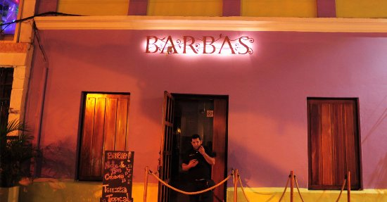"Santa Marta District, Colombia: Barbas Disco Bar ""Una rumba que se reinventa"""