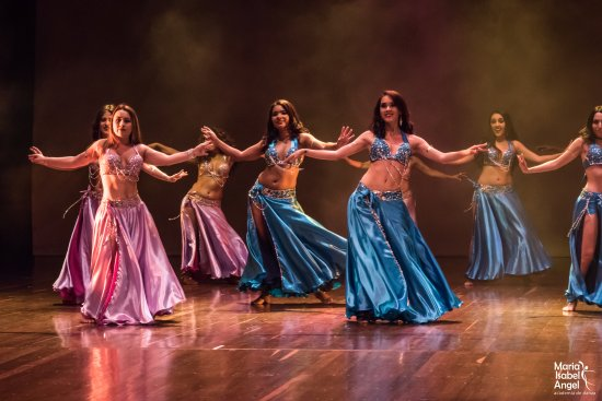 Academia de Danza Arabe Maria Isabel Angel