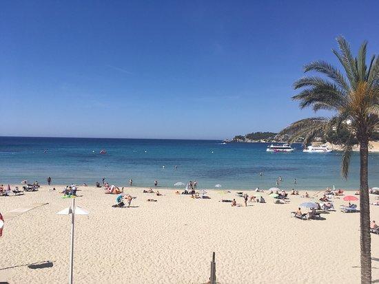 Excellent beach resort