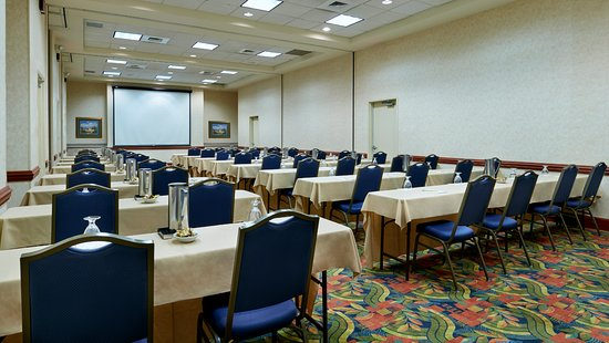 Dogwood Meeting Room Classroom Setup Picture Of Hilton Garden Inn Charlotte Uptown