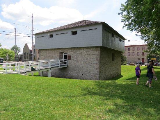 Merrickville, Canada: Merricville Blockhouse