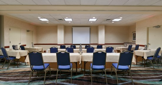Ivy Meeting Room U Shape Setup Picture Of Hilton Garden Inn Charlotte Uptown Charlotte
