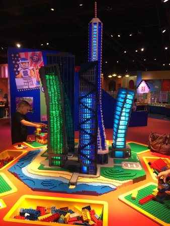 Plymouth Meeting, Pensylwania: LEGOLAND Discovery Center Philadelphia