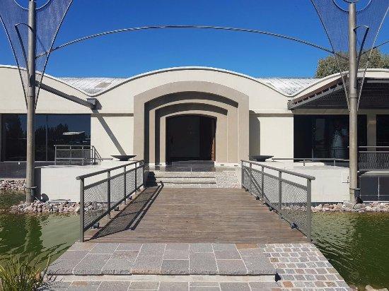 Maipu, Argentina: Puerta de entrada