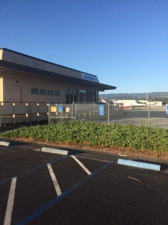 San Carlos, CA: Sky Kitchen Entrance