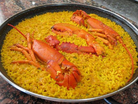 Meilleur Restaurant Paella Valence