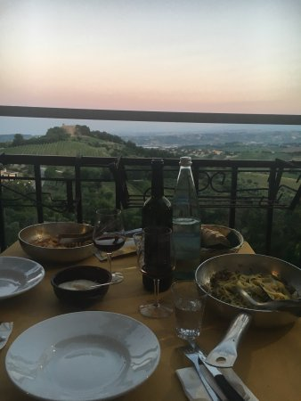 Acquaviva Picena, อิตาลี: Osteria del Borgo