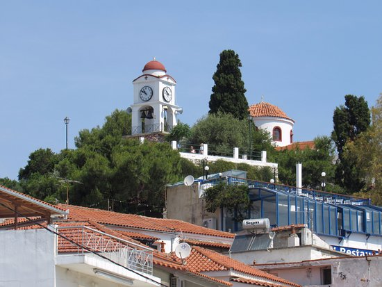 Agios Nikolaos Church and Clock Tower