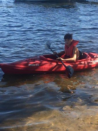 Alexandria, MN: Kayaking fun!