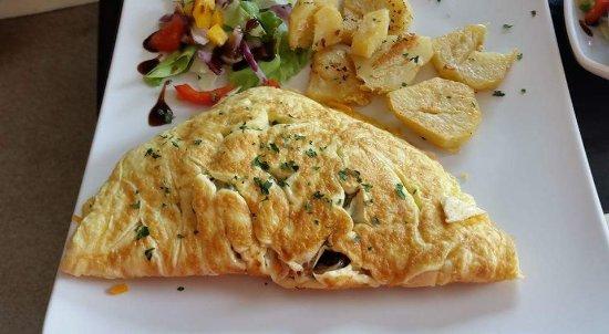 Kells, Irlandia: Bits & Bites Garden Cafe