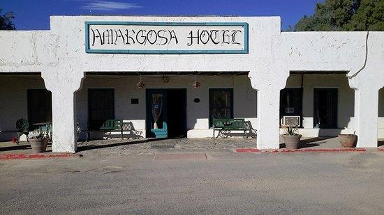 Amargosa Opera House and Hotel: Hotel