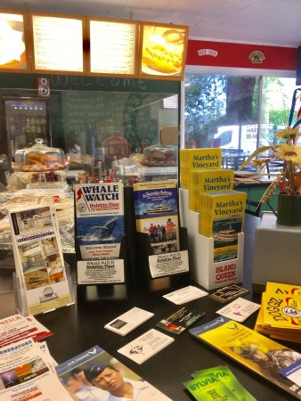 Fast Food Restaurants In Falmouth