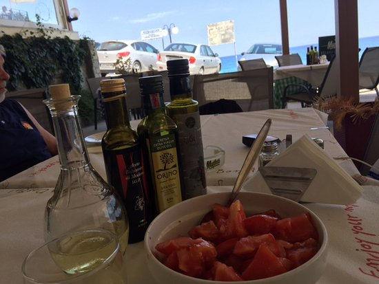 Agia Fotia, Griechenland: Everything local