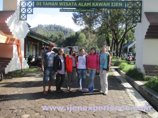 Paltuding Parking Area Picture Of Ijen Experience