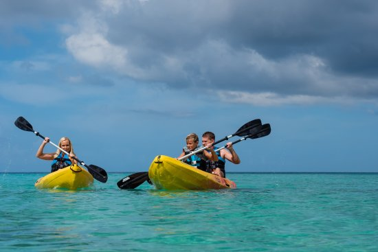 Paynes Bay, Barbados: Complimentary Water Sports