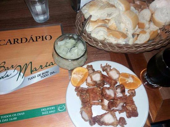 Itajuba, MG: Torresminho...delícia!!!!