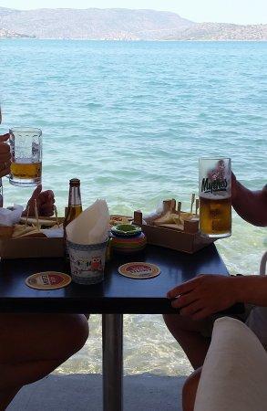 DEL MAR SNACK BAR: Kleiner Mittagssnack