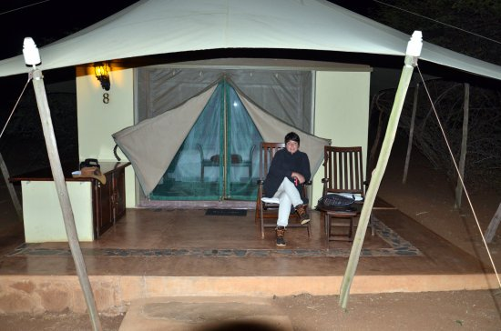 Pongola, South Africa: Our Tent