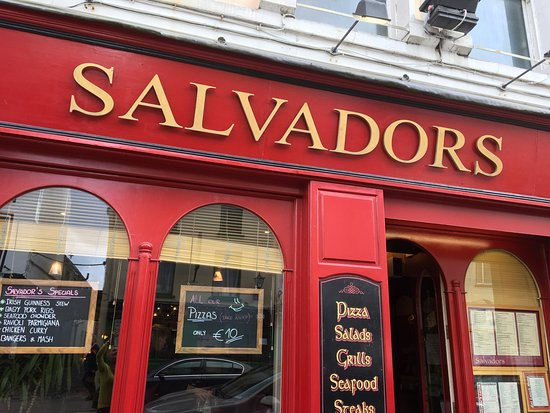 Salvador's Restaurant : photo0.jpg