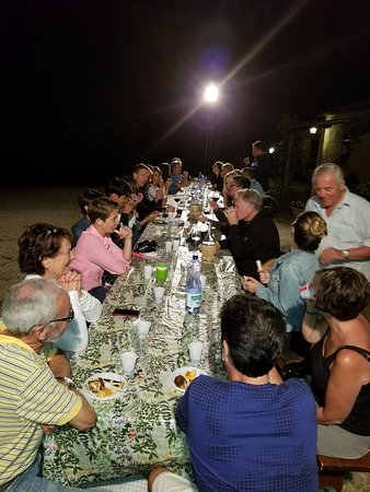Casa Moricciani: Pici Night Dinner