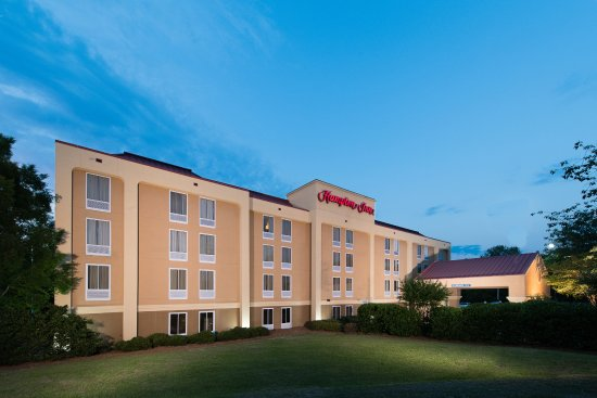 Hampton Inn Lexington South Carolina