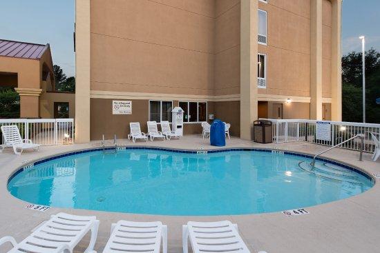 Lexington, Carolina Selatan: Outdoor Pool