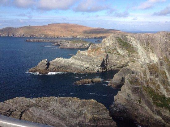 Brookhaven House: The Kerry Cliffs not far away!